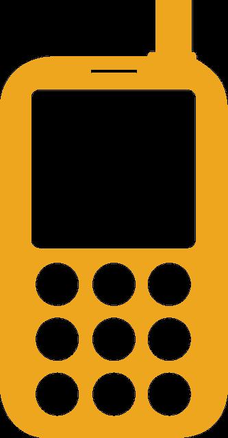 Phone orange